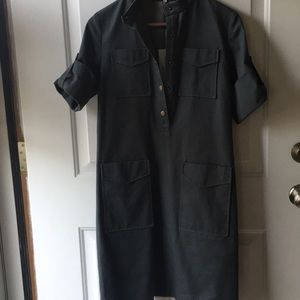 BRAND NEW Emerson Fry Army Green Dress